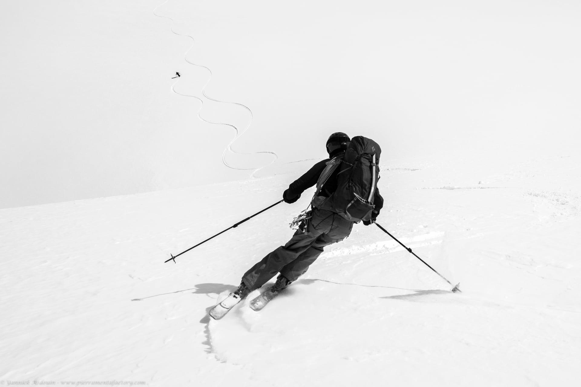 Chamonix Zermatt à ski