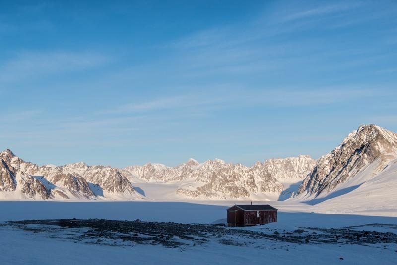 Expédition ski Groenland pulka