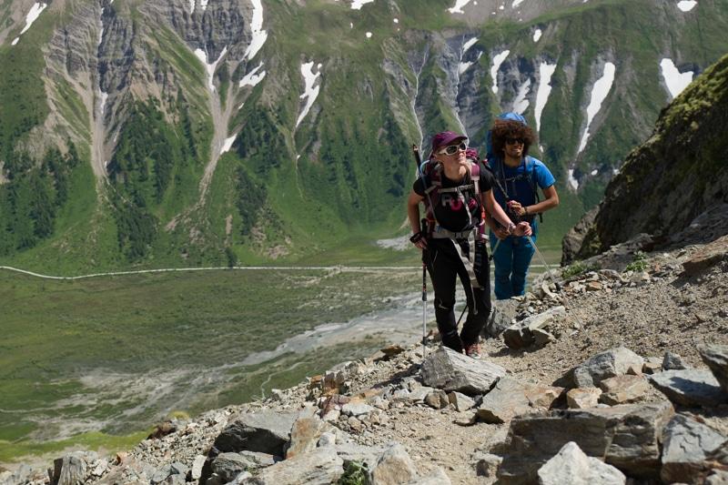 bivouac alpinisme