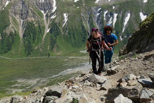 Initiation alpinisme et bivouac