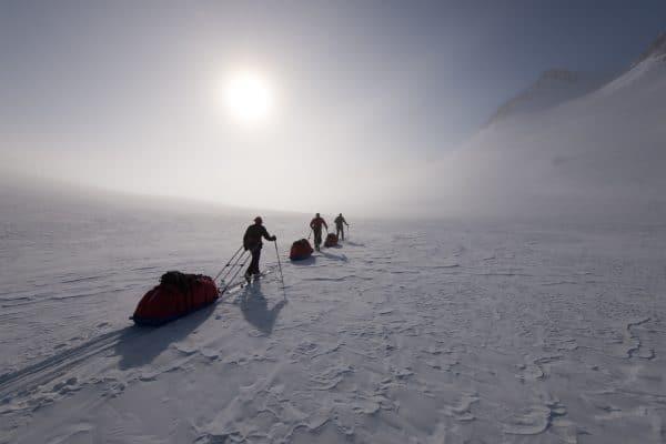 Ski de rando au Groenland, expédition dans les montagnes perdues