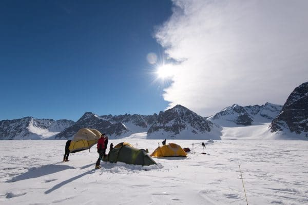 Ballade à ski au Groenland #2 – Nomades