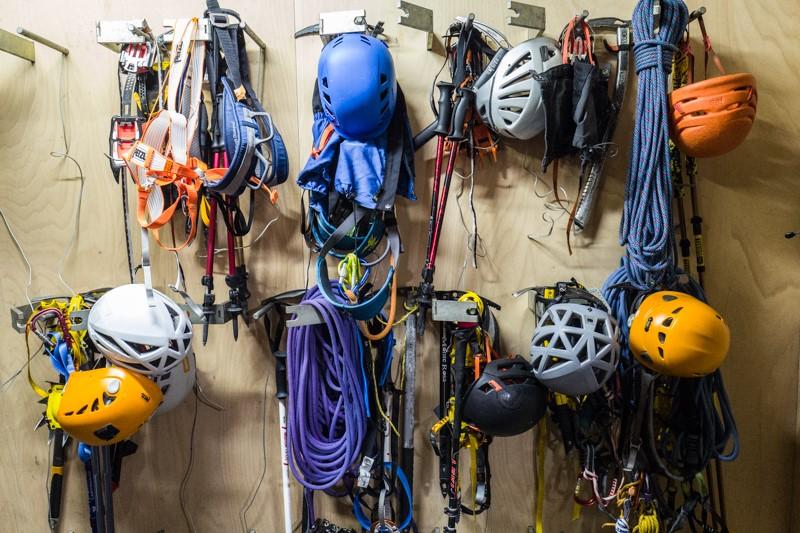 Matériel nécessaire pour l'Ascension du mont blanc par la voie normale - Randonnée et alpinisme pour grimper le mont blanc