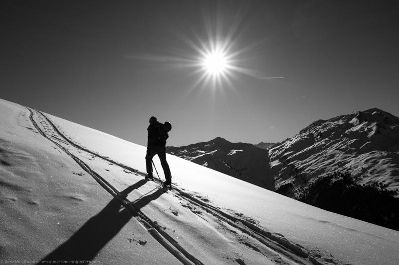 Ski de rando Charmette Areches