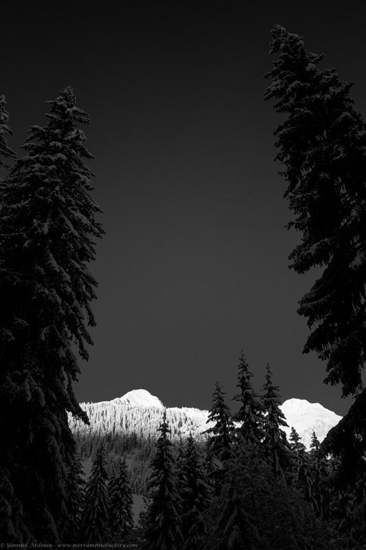 Legette du Mirantin ski