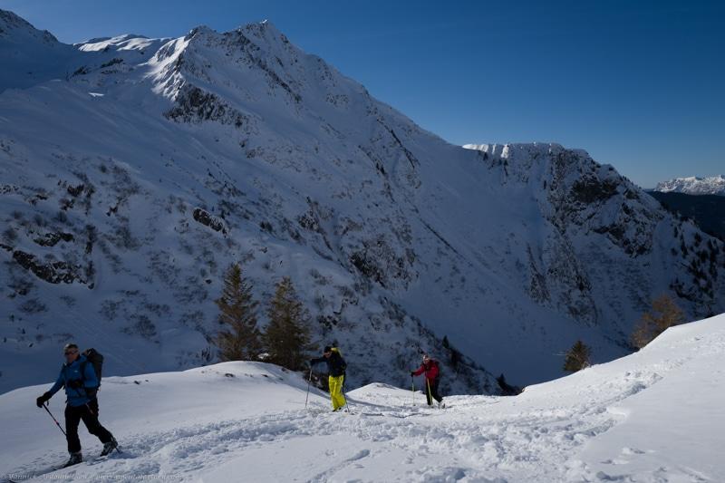 Passage du Dard ski de rando