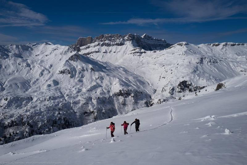 ski guide aiguilles rouges