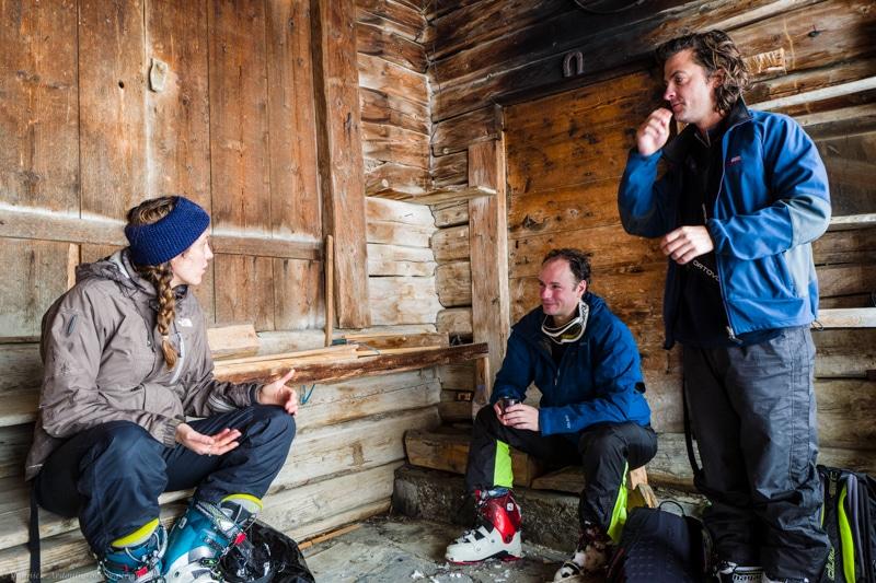 Areches rando ski