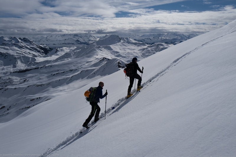 Rando ski Areches