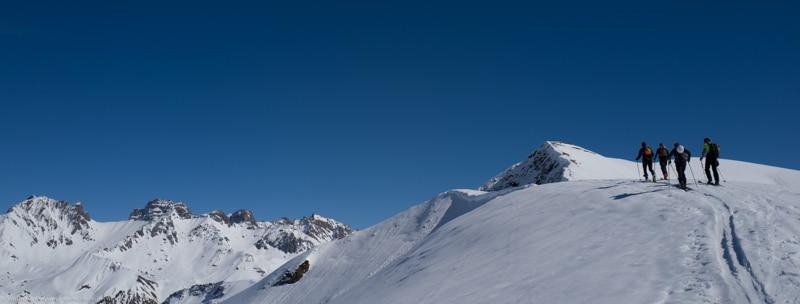 Ski a Roche Parstire