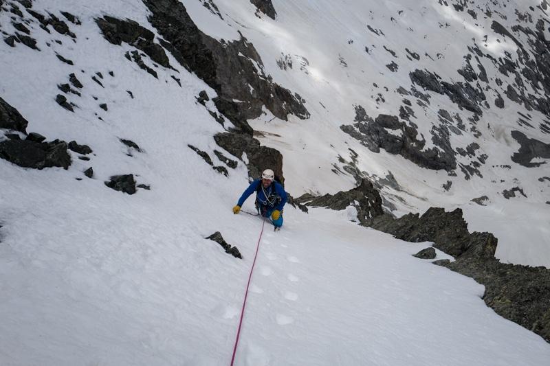Alpinisme Oisans la bérarde
