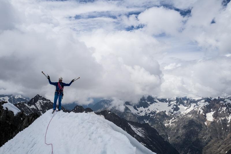 Alpinisme Oisans