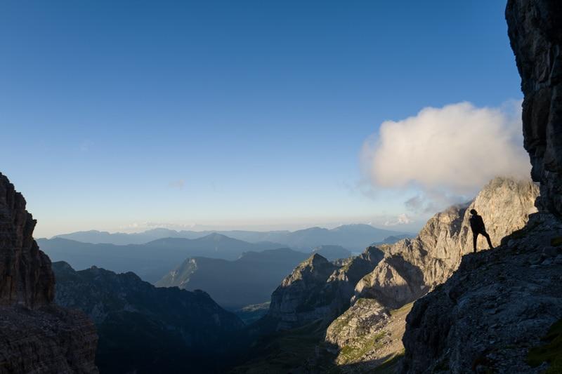 Dolomites de Brenta Ambiez