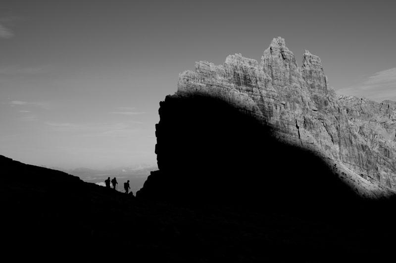 Dolomites brenta Pedrotti
