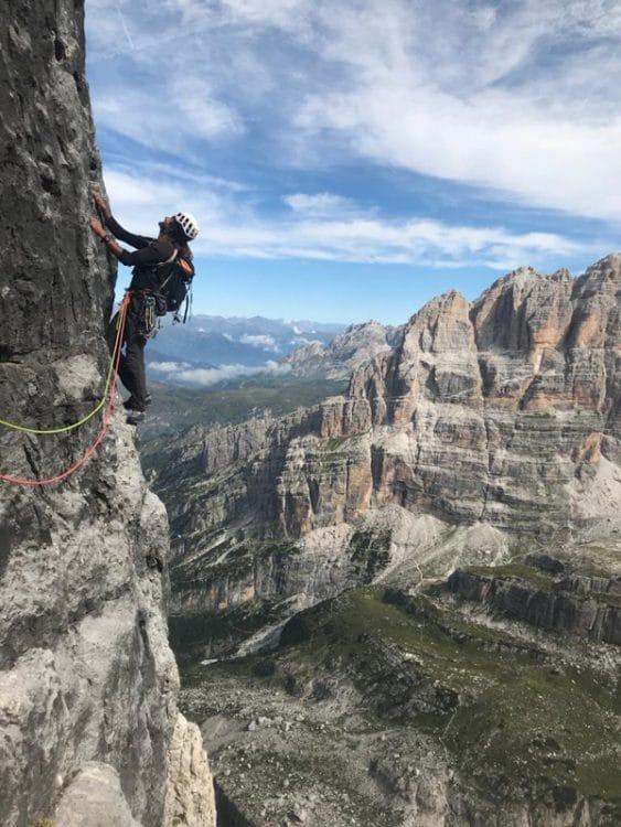 Dolomites de Brenta, vive les Guides