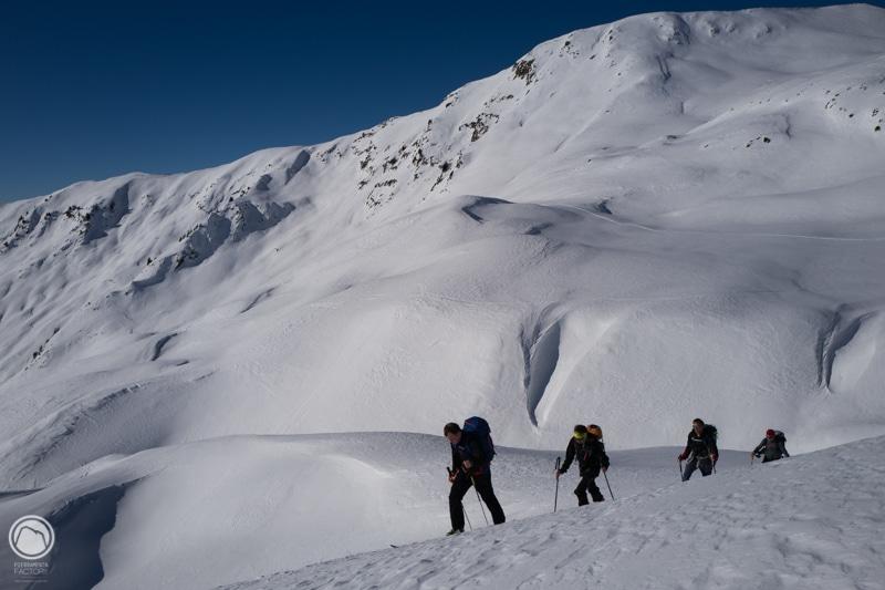 stage ski randonnée beaufortain