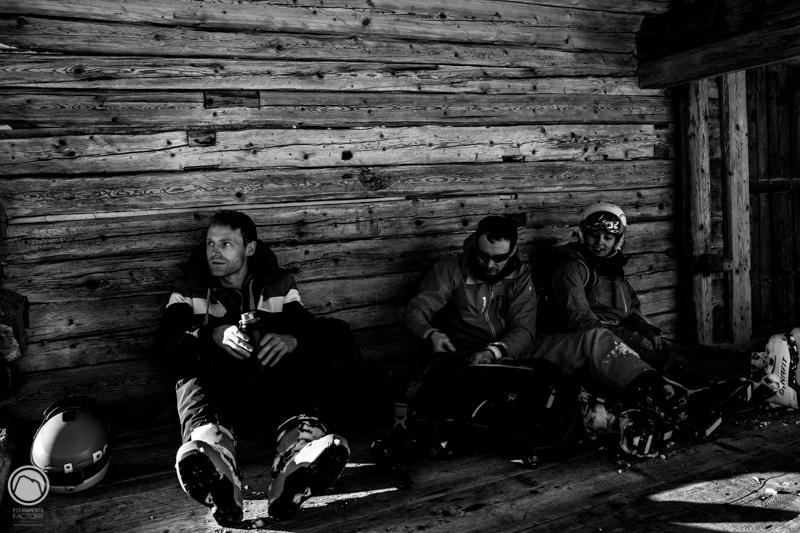 Ski de randonnée en Beaufortain Commanderie