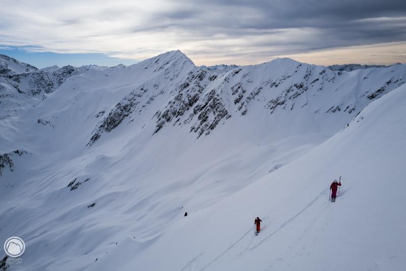Ski en Beaufortain Mirantin