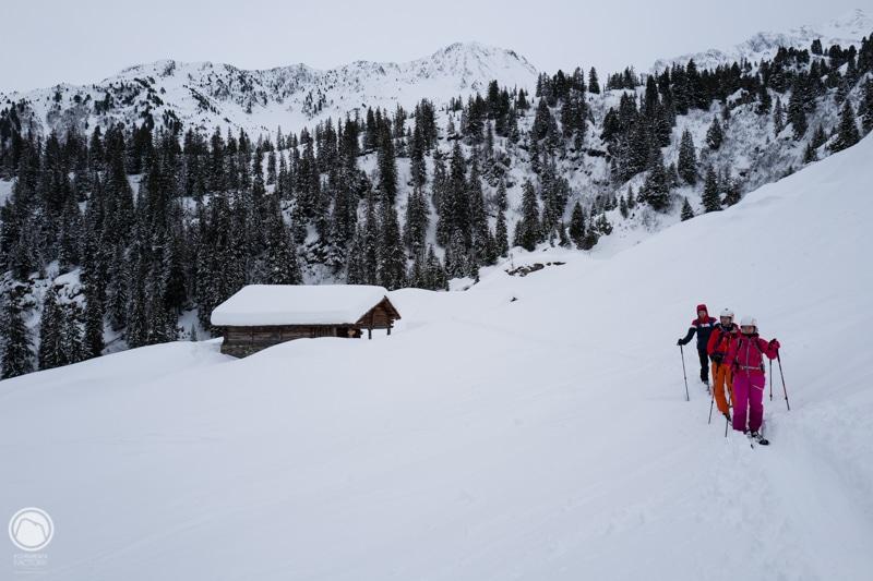 Ski en Beaufortain Combettes