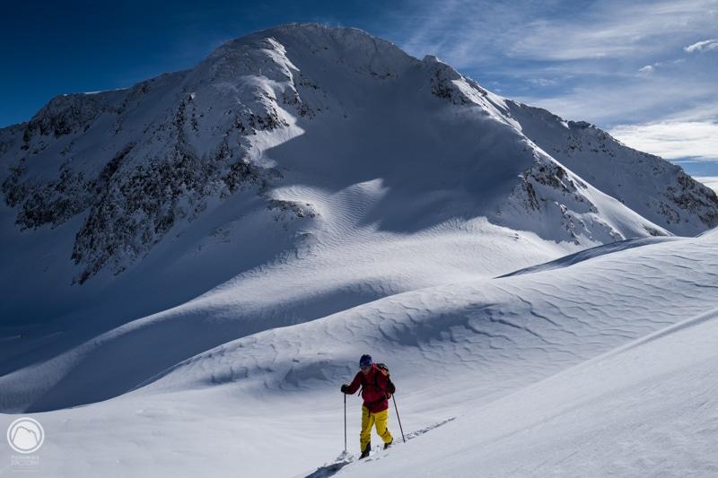beaufortain ski randonnée