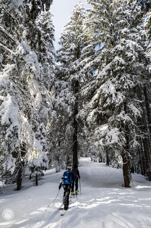 Mirantin ski de randonnée