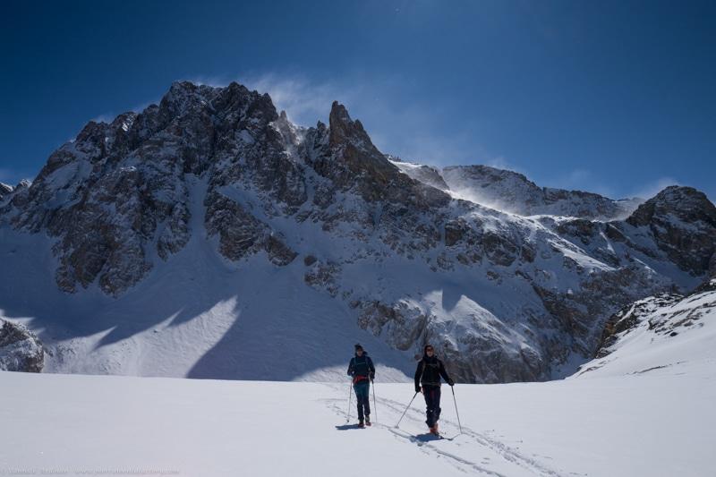 Ubaye ski randonnée