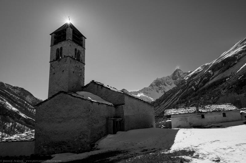 ski randonnée Ubaye Maljasset