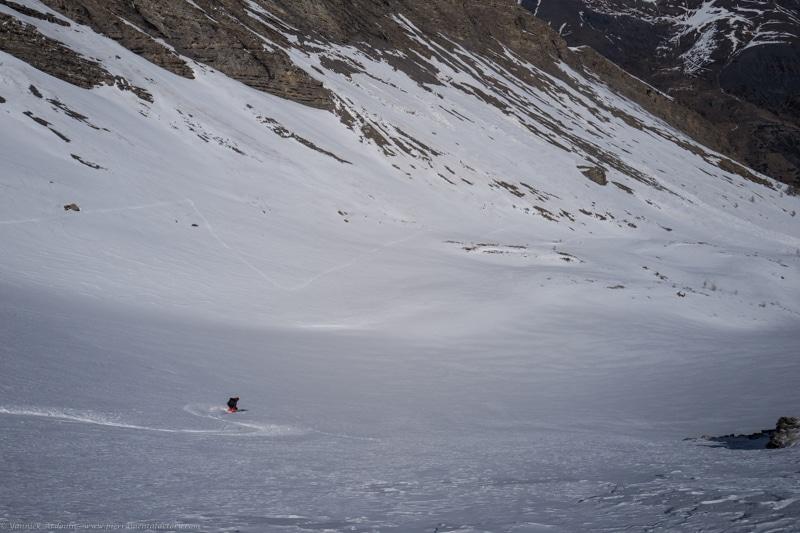 ski randonnée Ubaye