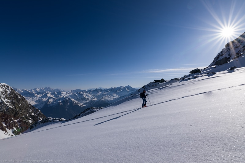ski Mont Pourri