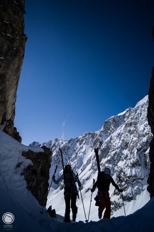 ski randonnée Oisans