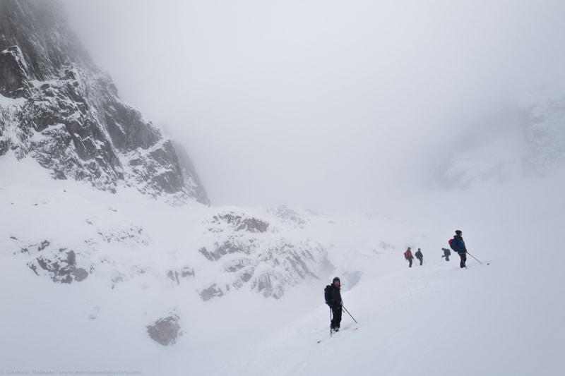 Ski Chamonix Zermatt Saleina