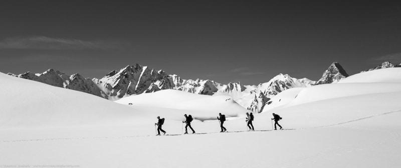 Guide Ski Chamonix Zermatt La Fouly