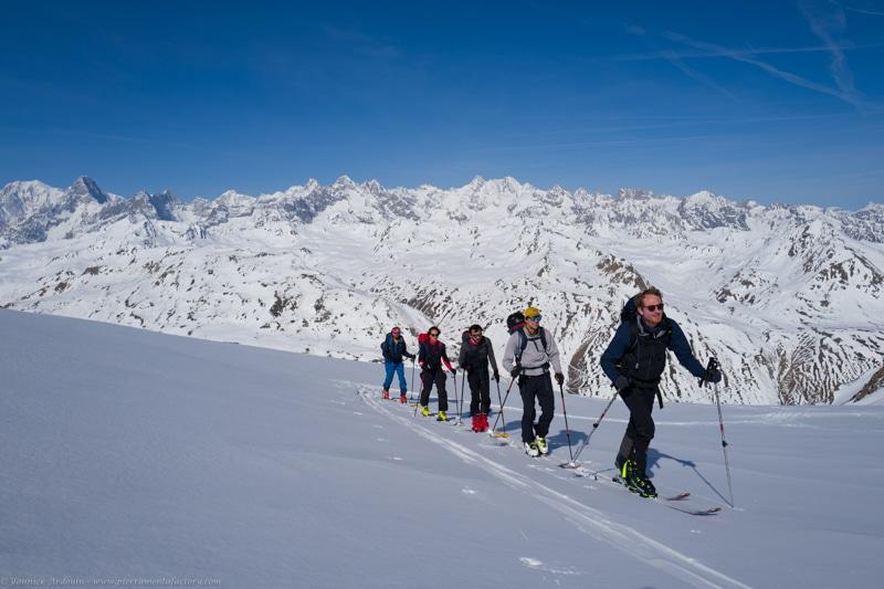 Guide Ski Chamonix Zermatt