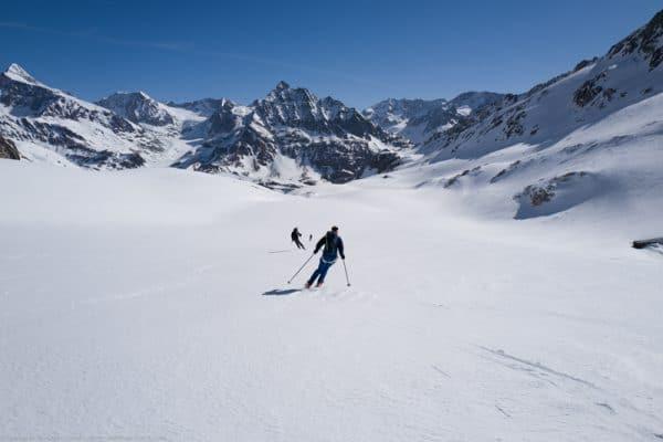 Chamonix Zermatt à ski, un si beau voyage
