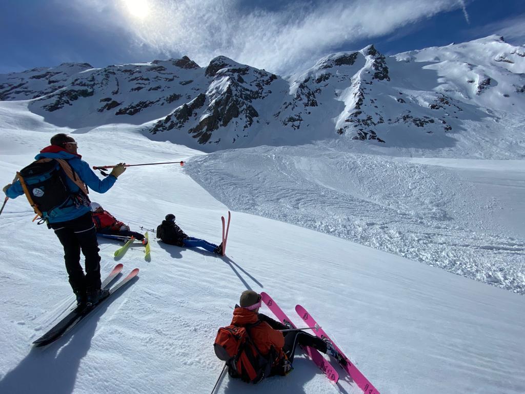avalanche éviter ski