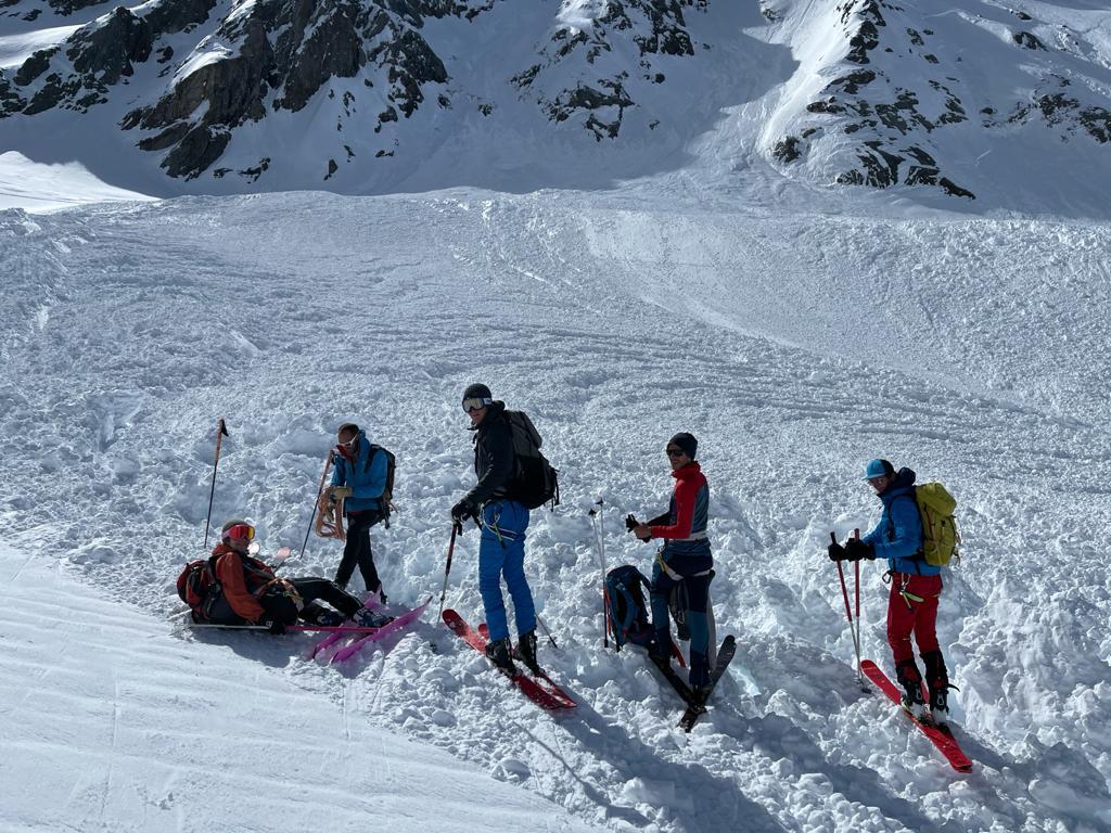 ski avalanche prévention